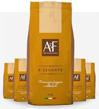 Immagine di E-Legante Box 6 sacchetti di Farina