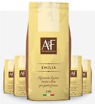 Immagine di Emilia Box 6 sacchetti di Farina