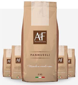 Immagine di Panmuesli Box 6 sacchetti di Farina