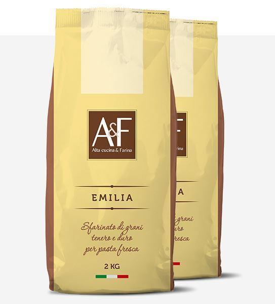 Immagine di Emilia Box 2 sacchetti di Farina
