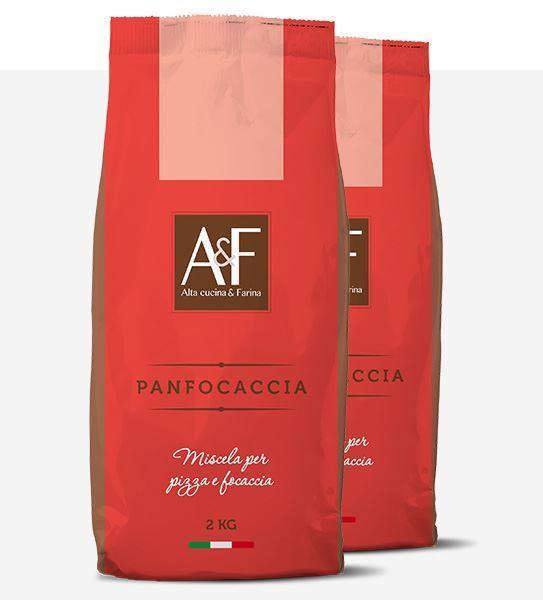 Immagine di Panfocaccia Box 2 sacchetti di Farina
