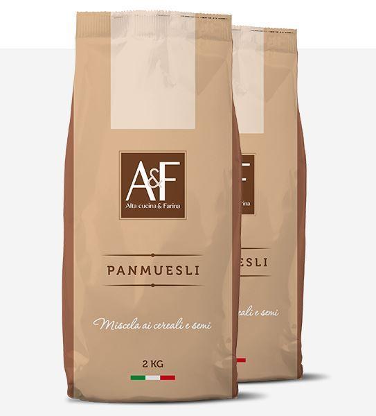 Immagine di Panmuesli Box 2 sacchetti di Farina
