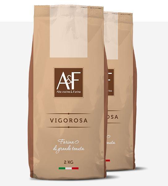 Immagine di Vigorosa Box 2 sacchetti di Farina