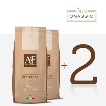Immagine di Vigorosa Box 2 sacchetti di Farina + 2 Omaggio