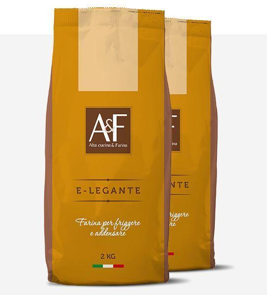 Immagine di E-Legante Box 2 sacchetti di Farina